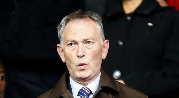 Premier League chief executive Richard Scudamore has been criticised by Minister of Sport and Equalities Helen Grant over private emails he exchanged with colleagues, which contained