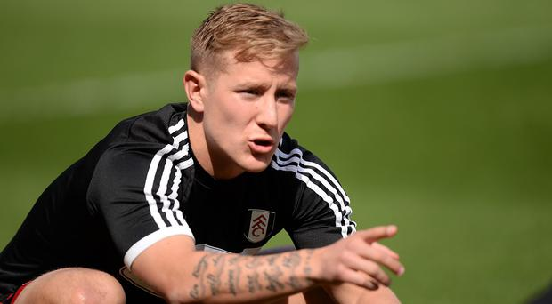 Lewis Holtby has thanked Fulham