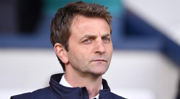 Tim Sherwood says his sacking didn't come as a surprise.