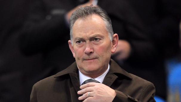 Richard Scudamore's position will be discussed this week