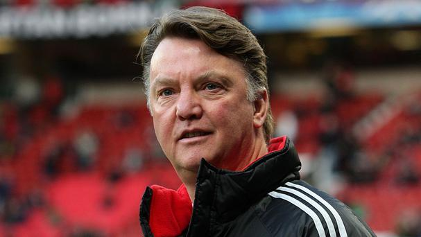 Louis van Gaal is set to shake things up at Old Trafford