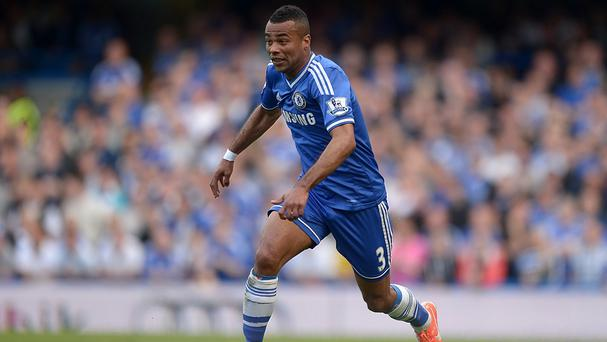 Ashley Cole's Chelsea contract expired at the end of June