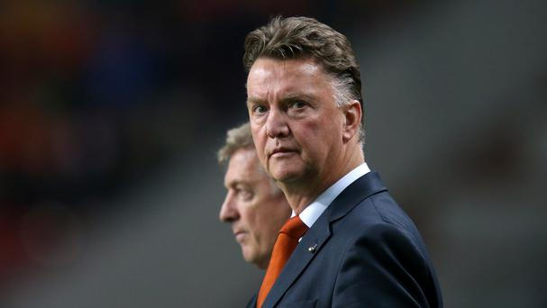Louis van Gaal is targeting the Barclays Premier League crown in his first season at Manchester United
