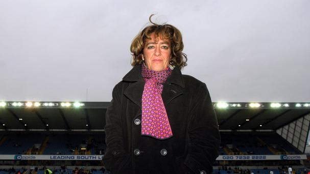 Heather Rabbatts, chair of the FA's inclusion advisory board which will meet on Tuesday to discuss the Richard Scudamore sexist e-mail scandal