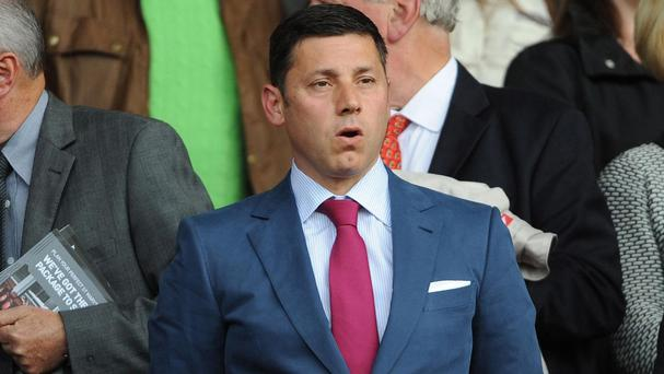 Nicola Cortese, pictured, has warned Mauricio Pochettino about rushing into a move to Tottenham