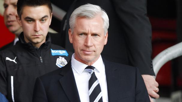 Alan Pardew wants his player recruitment done early this summer