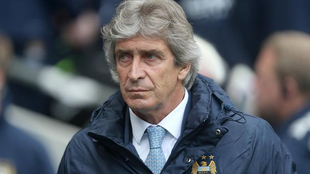 Manuel Pellegrini will only need to name five home-grown players
