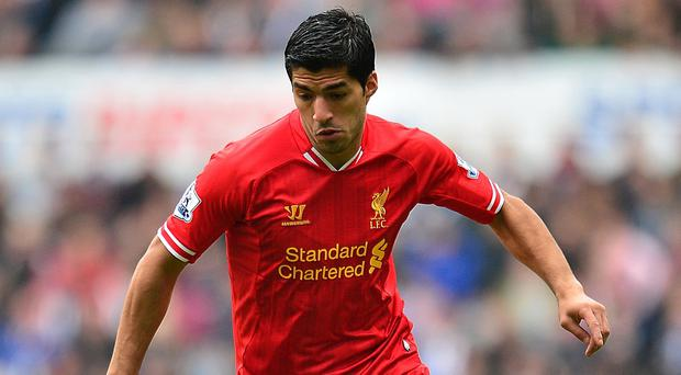 Luis Suarez has been rated the best player in the world according to the second annual BSports Power 50
