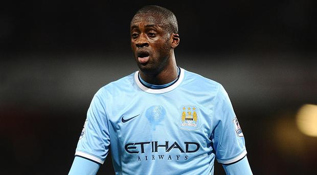 Yaya Toure spoke to France Football about his admiration for PSG
