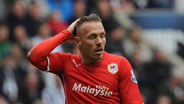 It is all over for Craig Bellamy