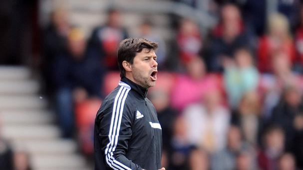 Mauricio Pochettino is believed to be in 'advanced' talks with Tottenham
