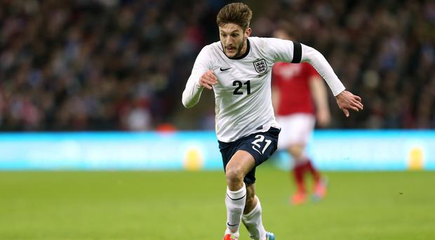 Adam Lallana was not in England's plans only a year ago