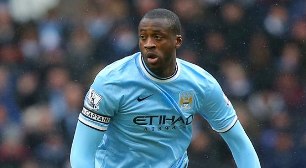 Yaya Toure could leave Manchester City this summer