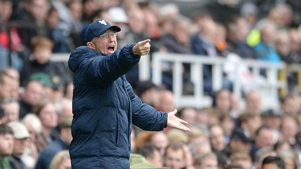 Crystal Palace manager Tony Pulis has axed 12 players ahead of next season