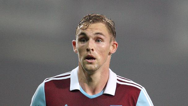Jack Collison has thanked West Ham fans and staff for supporting him during his nine years at Upton Park