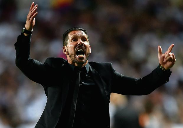 'Diego Simeone winning La Liga with Atletico Madrid is the finest managerial feat in contemporary football'