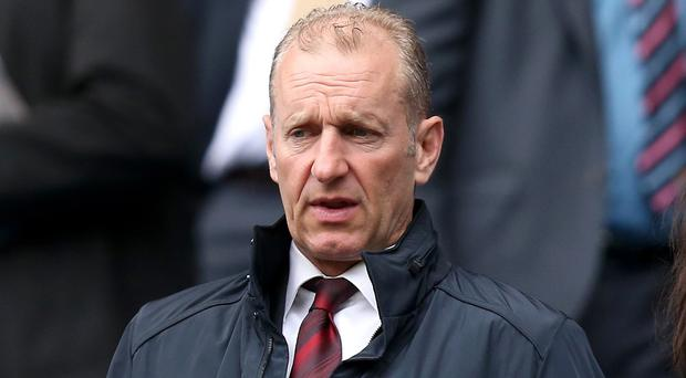 Southampton chairman Ralph Krueger is determined to move Southampton forward