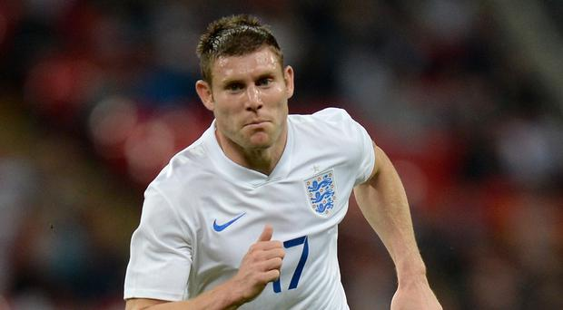 James Milner will not make a decision on his club future until after the World Cup