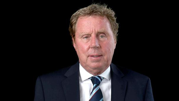 Former Spurs manager Harry Redknapp
