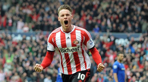 Connor Wickham played a key role as Sunderland pulled off the great escape