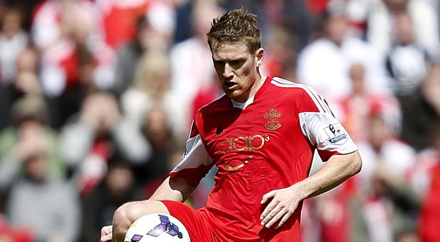 Steven Davis, pictured, believes Rickie Lambert left Southampton with his head held high