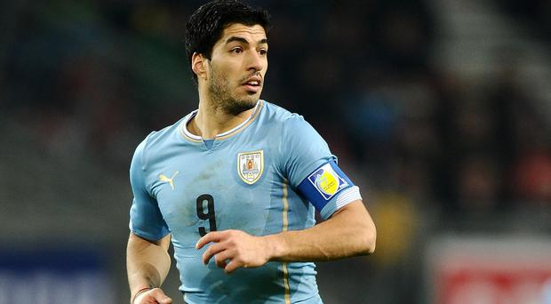 Luis Suarez says he will be fit to play his part in the World Cup
