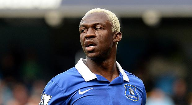 Arouna Kone accepts he has to prove his worth to the club after injury prematurely ended his maiden season at Everton
