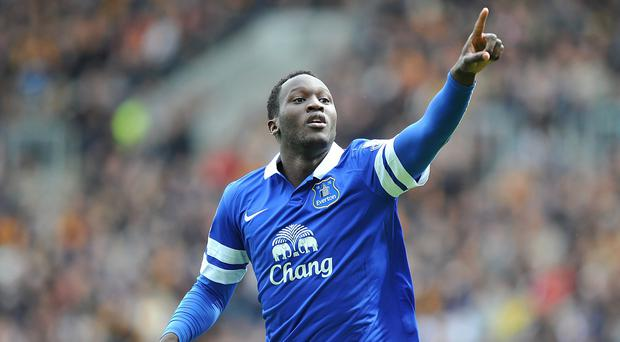 Romelu Lukaku is in demand