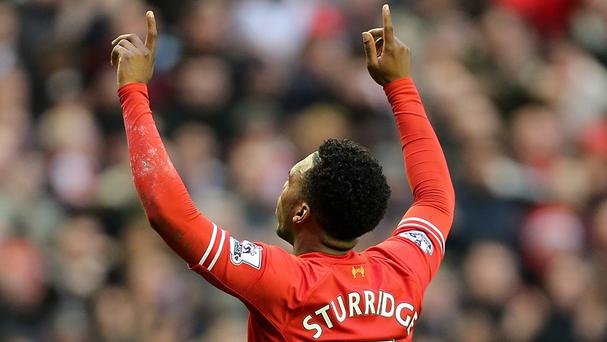 Frank Lampard feels Chelsea may have made a mistake in selling Daniel Sturridge, pictured