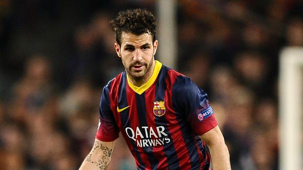 Cesc Fabregas is reported to be on the move this summer