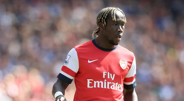Bacary Sagna was the first of Manchester City's defensive reinforcements this summer