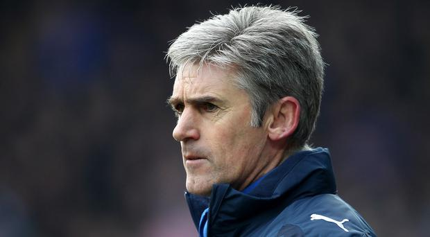 Alan Irvine has left Everton to take up his new role at West Brom