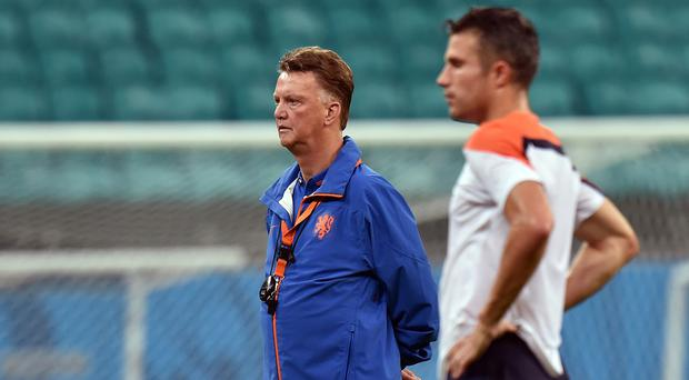 Louis van Gaal's first game in charge of Manchester United is against Swansea