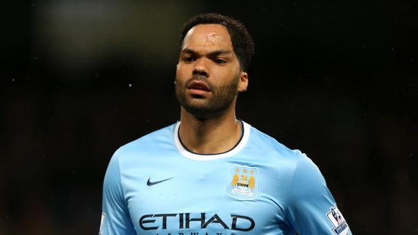 Joleon Lescott has joined West Brom