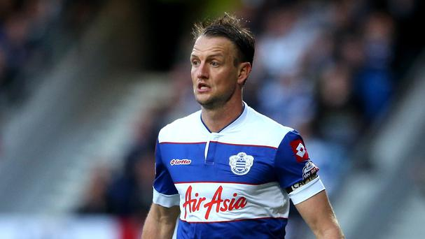 Clint Hill has been with QPR since the summer of 2010