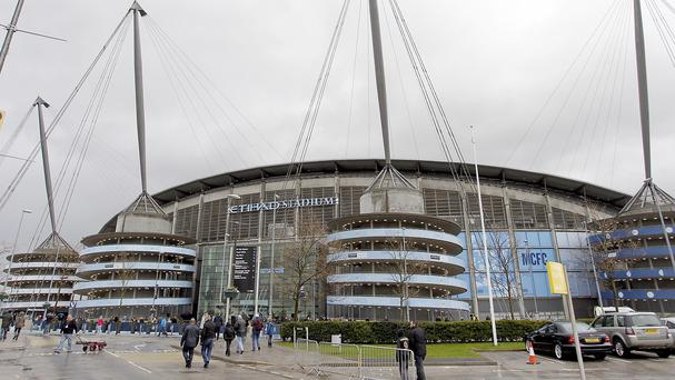 The Etihad Stadium is due to undergo further developments