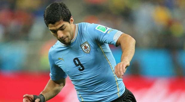 Luis Suarez will not play for another four months