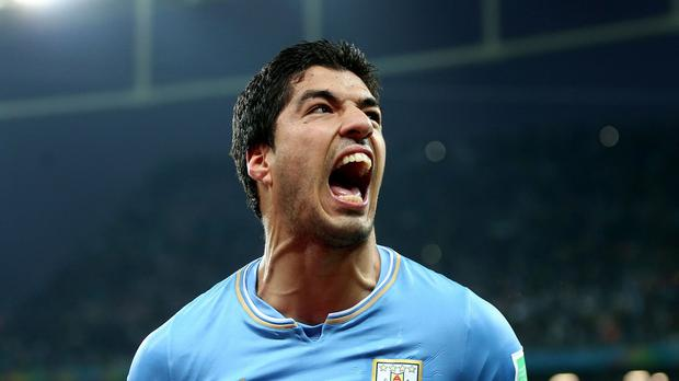 Uruguay's Luis Suarez has been banned again for biting