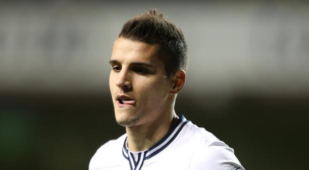 Erik Lamela had a disappointing first season at Tottenham