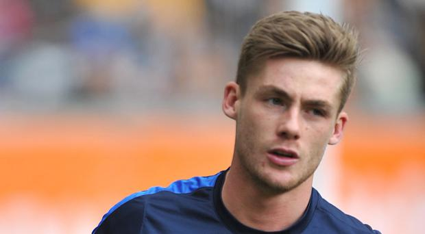 Conor McAleny has signed a new three-year contract with Everton