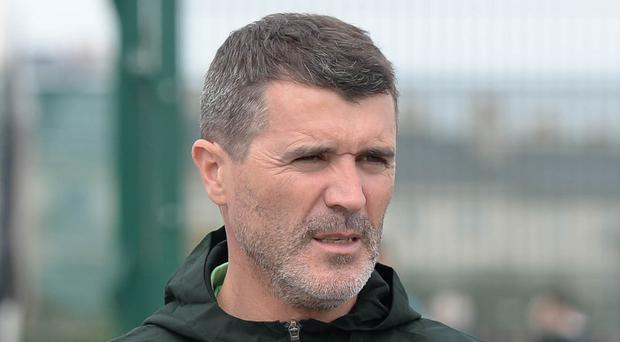 Roy Keane has said his role as a pundit was a conflict of interests with his Irish role