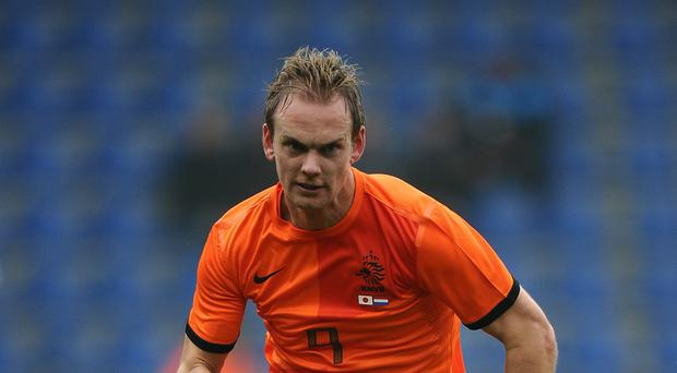 Siem De Jong has agreed a move to Newcastle