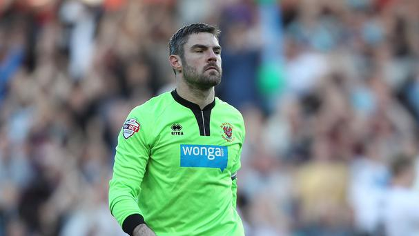 Matt Gilks will be back in the top flight