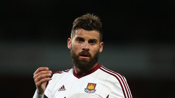 Antonio Nocerino will remain in Italy