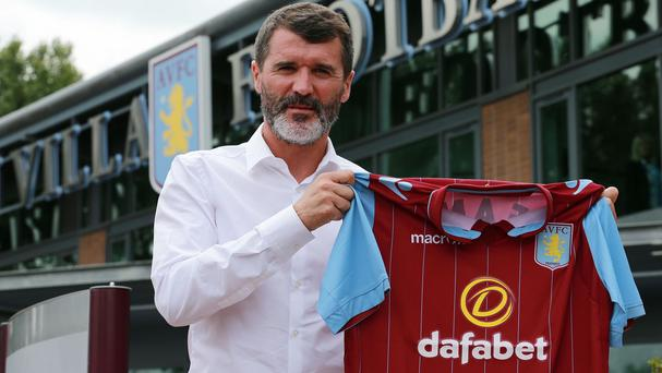 Roy Keane insists his reputation is a myth