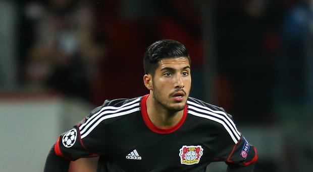 Emre Can has finalised his switch to Liverpool