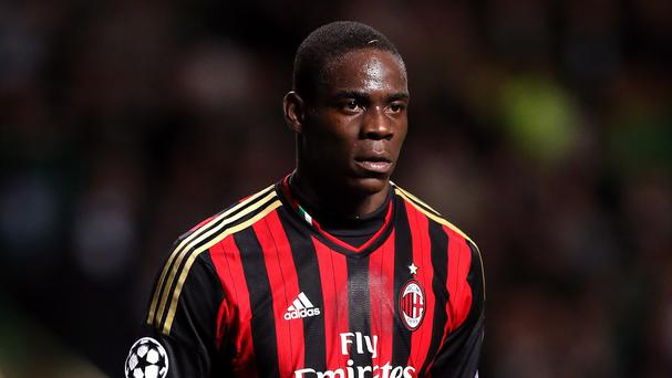 Mario Balotelli has received high praise from Liverpool boss Brendan Rodgers