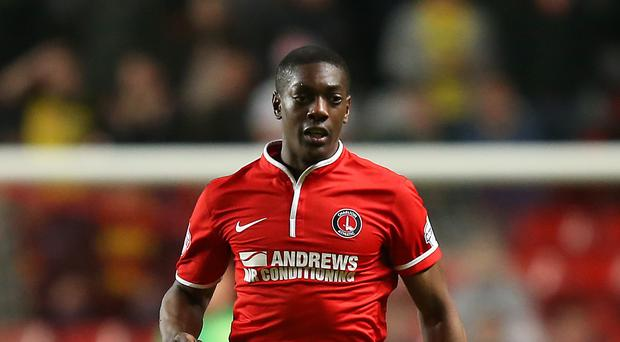 Marvin Sordell has joined from Bolton for an undisclosed fee - the striker spent last season on loan at Charlton