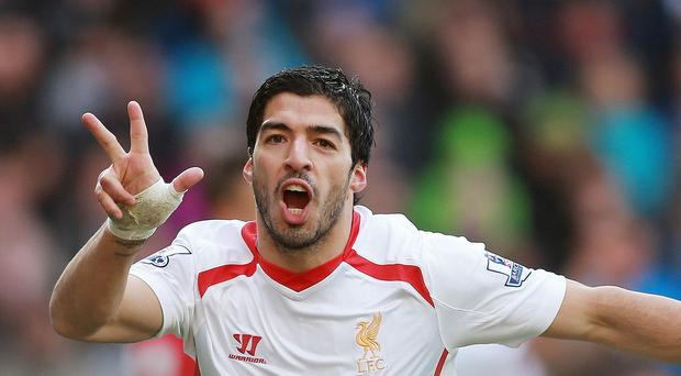 Luis Suarez's Liverpool exit has not been confirmed just yet