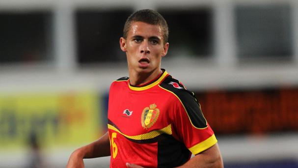 Thorgan Hazard has joined Gladbach on a season-long loan